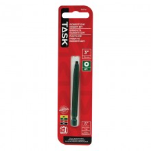"#1 Robertson® 3"" Green Two-Piece Screwdriver Bit - 1/pack"