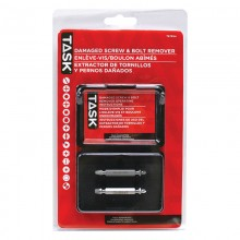 2pc Damaged Screw & Bolt Remover  - Blister Card
