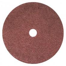 """7"""" 36 Grit Resin Bonded Fibre Sanding Disc - Bulk"""