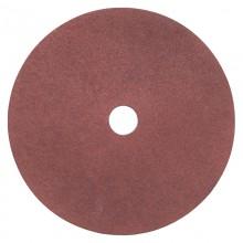 """7"""" 60 Grit Resin Bonded Fibre Sanding Disc - Bulk"""
