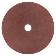 """7"""" 120 Grit Resin Bonded Fibre Sanding Disc - Bulk"""