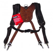 Brown Suspender Harnesses - 1/pack