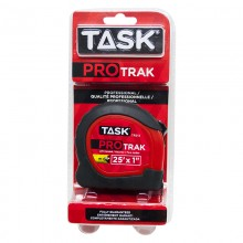 "25' x 1"" Left Handed ProTrak Tape Measure - 1/pack"