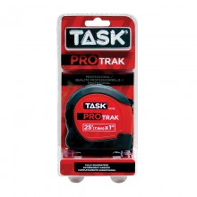 "25' (7.6m) x 1"" ProTrak Tape Measure - 1/pack"