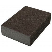 Solvent Free Eco 46 / 80 Grit Course / Medium Sanding Block - Bulk