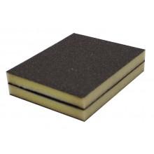 Solvent Free Eco 60 Grit Medium Double-Sided Sanding Pad - Bulk