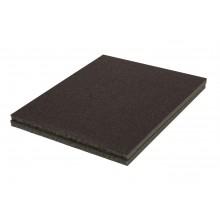 Solvent Free Eco 100 Grit Fine Super Contour Sanding Pad - Bulk