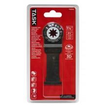 "Starlock Plus 1 ¼"" BiMetal Curved-Tec Deep Cut Plunge Blade - 1/pack"