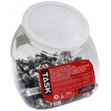 "#2 SQ 2"" Deck Screw Setter - 100/Jar"