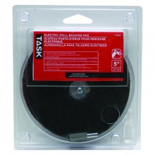 "5"" Rubber Backing Pad - 1/pack"