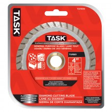 "4"" Turbo Platinum Diamond Blade - 1/pack"