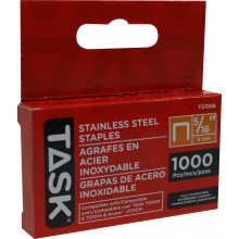 "5/16"" (8mm) Stainless Steel Staples – 1000/pack"
