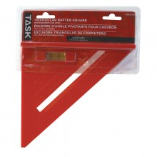 Poly Triangular Rafter Square - 1/pack