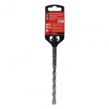 """3/8"""" x 6"""" Useable 4"""" SDS+ Hammer Rotary Drill Bit - 1/pack"""