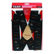 Full Elastic Fly Fishing Hook Pattern Suspenders - 1/pack