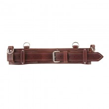 Burgundy Back Support Belt - 1/pack