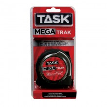 "16' (5m) x 1-5/16"" MegaTrak Stainless Steel Tape Measure - 1/pack"