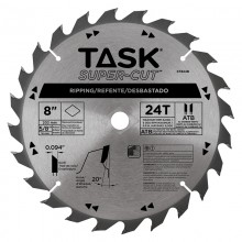"8"" 24T ATB Supercut Framing & Decking Blade - Bulk"