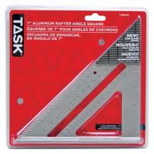 Équerre de charpente triangulaire en aluminium – 1/paquet